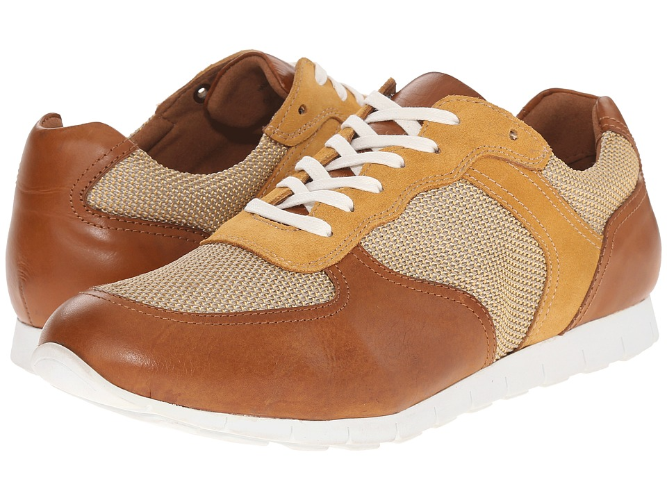 Donald J Pliner - Hanley (Yellow) Men's Lace up casual Shoes