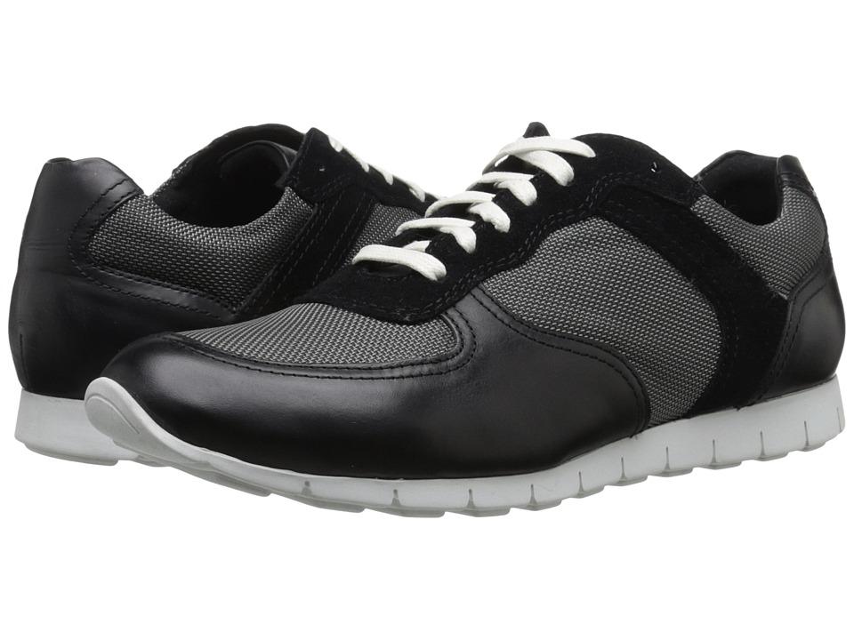 Donald J Pliner - Hanley (Lead) Men's Lace up casual Shoes