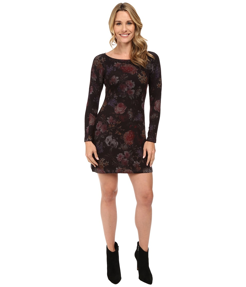 Nally & Millie - Floral Dress (Multi) Women's Dress