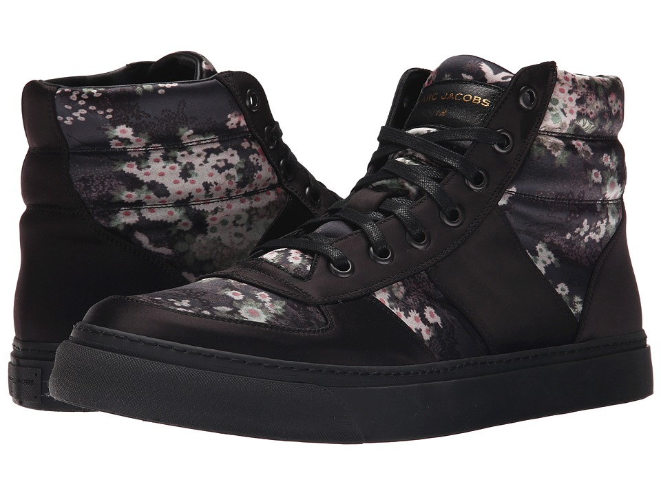 Marc Jacobs - Magic Meadow Hi-Top Sneaker (Navy Multi) Men
