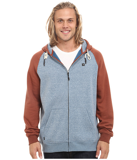 Rip Curl - Surf Patrol Fleece (Dark Blue) Men's Fleece