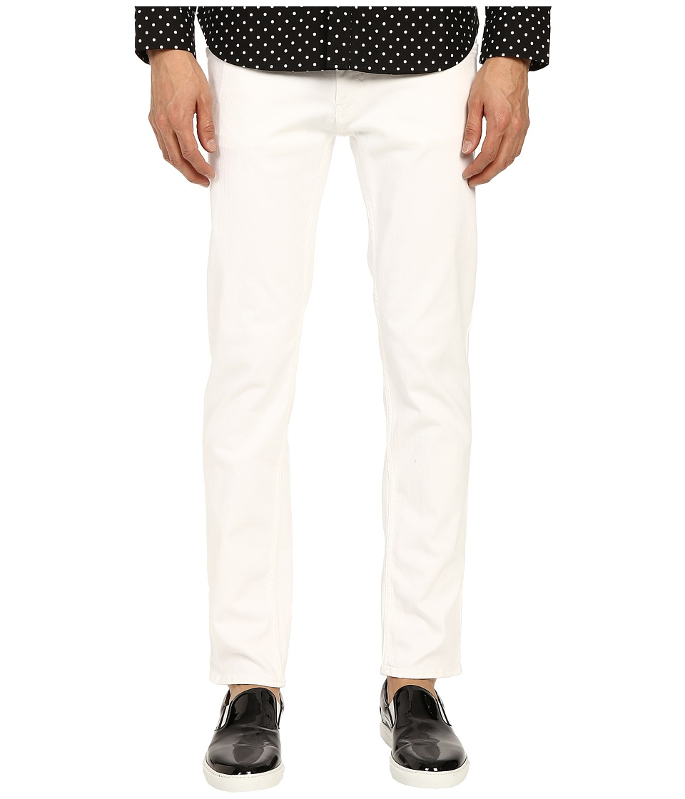 LOVE Moschino - Five-Pocket Pants (White) Men's Jeans