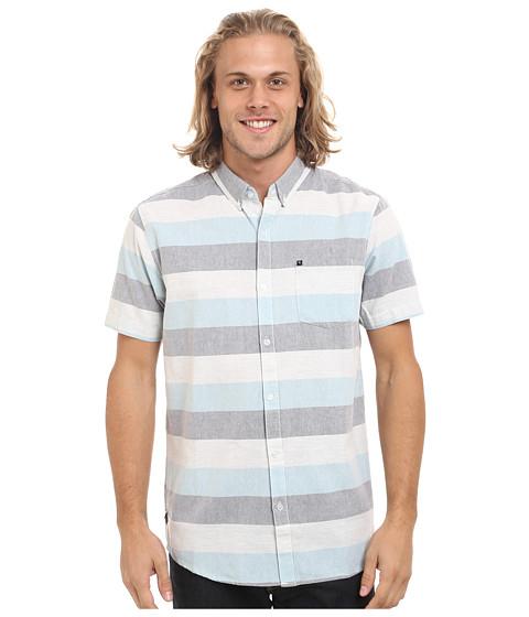 Rip Curl - Kelso Short Sleeve Shirt (Aqua) Men