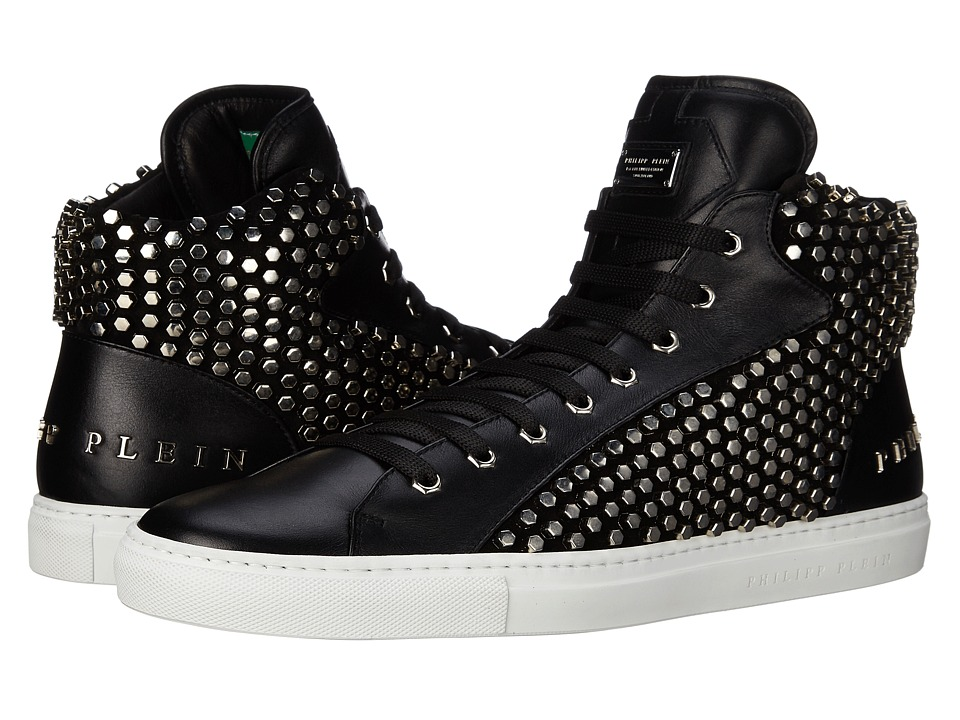 Philipp Plein - Richy Sneaker (Black) Men's Shoes