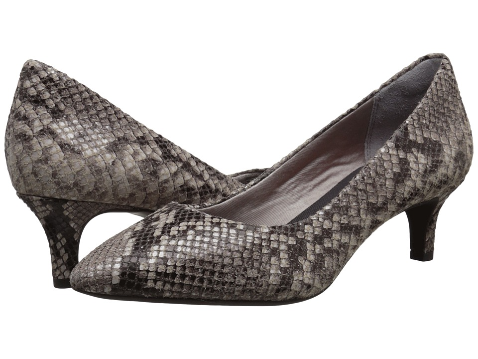 Rockport - Total Motion Kalila Pump (Roccia Python) High Heels