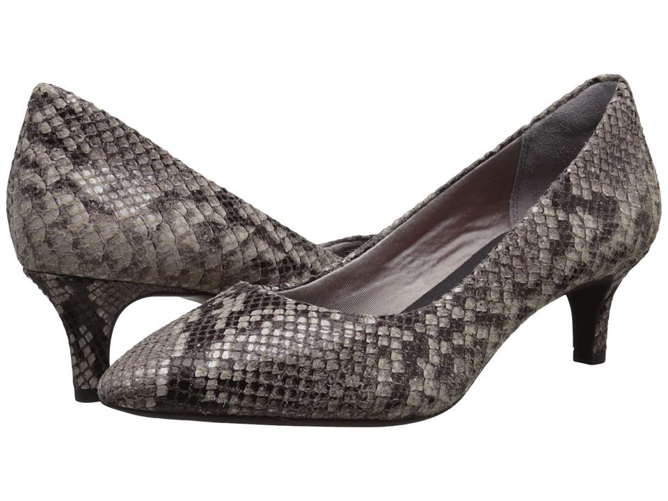 Rockport - Total Motion Kalila Pump (Roccia Python) High Heels