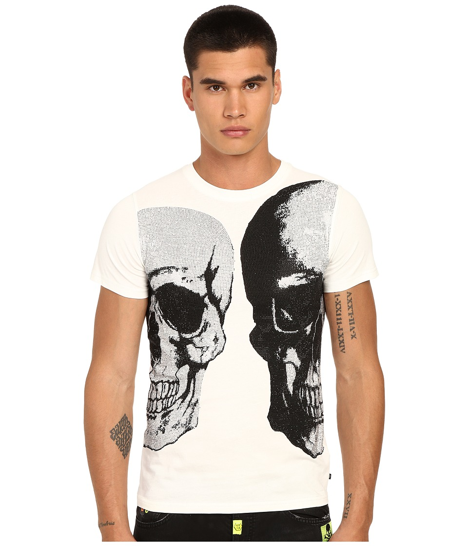 Philipp Plein - Bipolar T-Shirt (White) Men's T Shirt