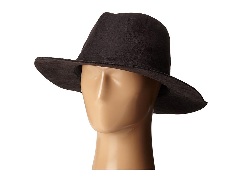 Brixton - Highland Fedora (Black) Fedora Hats