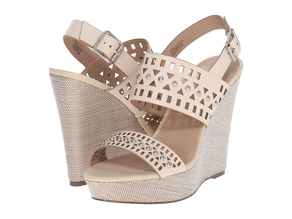 Charles by Charles David - Aloof (Alabaster Leather) Women's Wedge Shoes