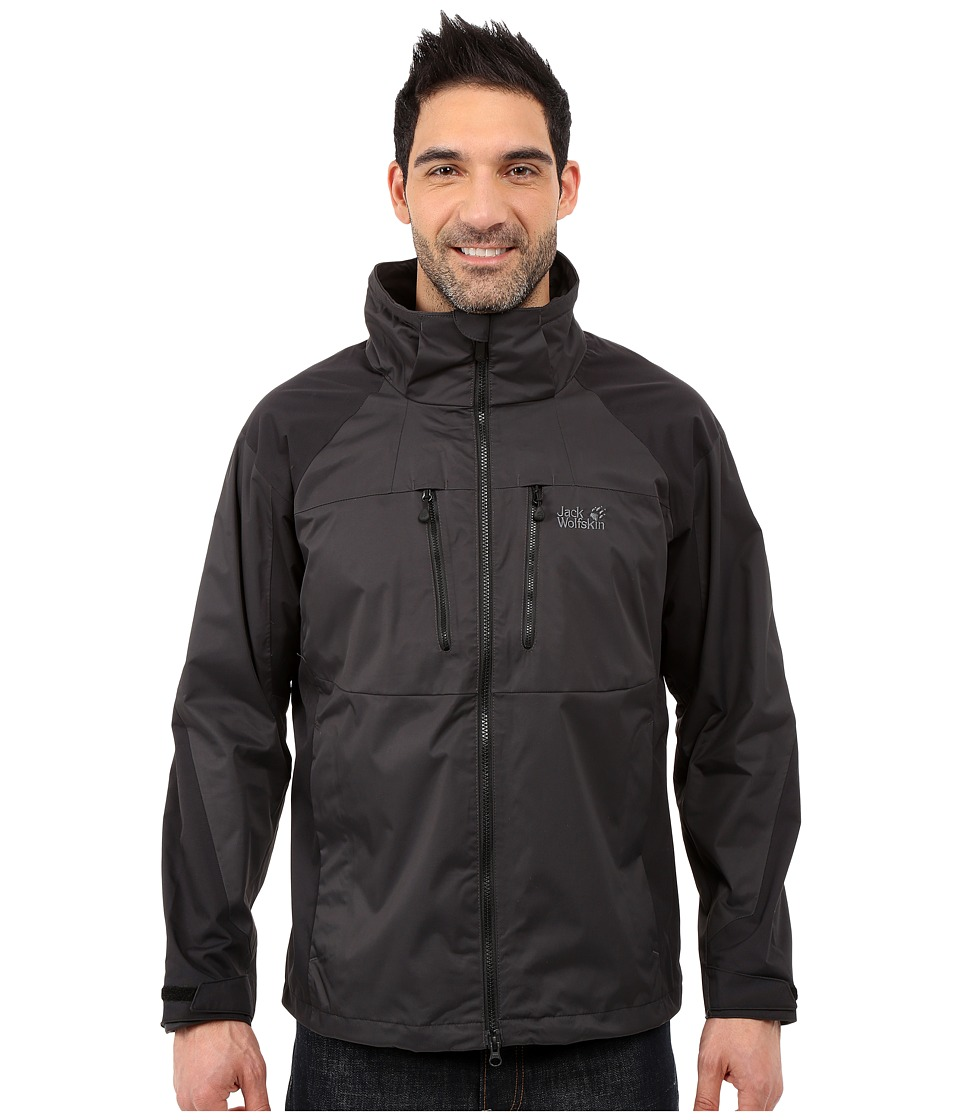Jack Wolfskin - Jasper Xt Jacket (Phantom) Men's Coat