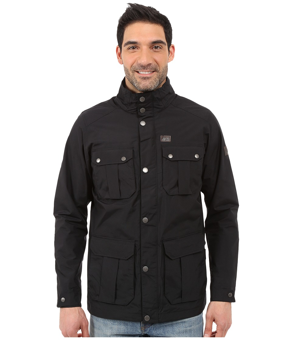 Jack Wolfskin - Livingstone Jacket (Black) Men's Coat