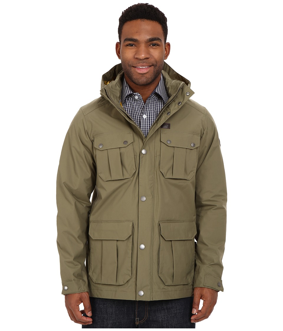 Jack Wolfskin - Livingstone Jacket (Burnt Olive) Men's Coat