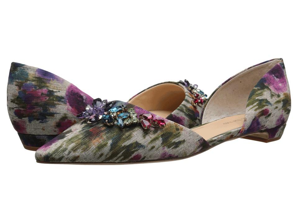 Ivanka Trump - Trika (Purple Multi) Women's Shoes