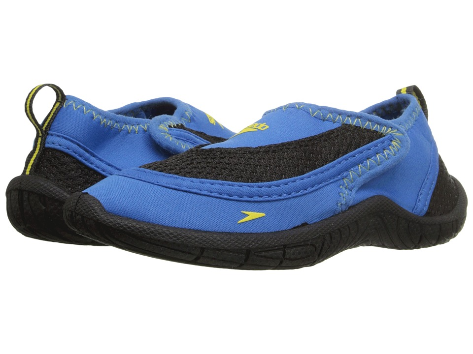 Speedo Kids - Surfwalker Pro 2.0 (Toddler) (Blue/Black) Boys Shoes