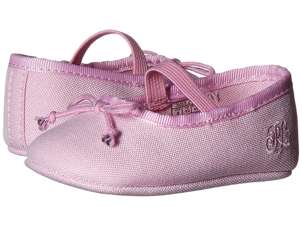 Polo Ralph Lauren Kids - Nellie (Infant/Toddler) (Pink Oxford) Girl's Shoes