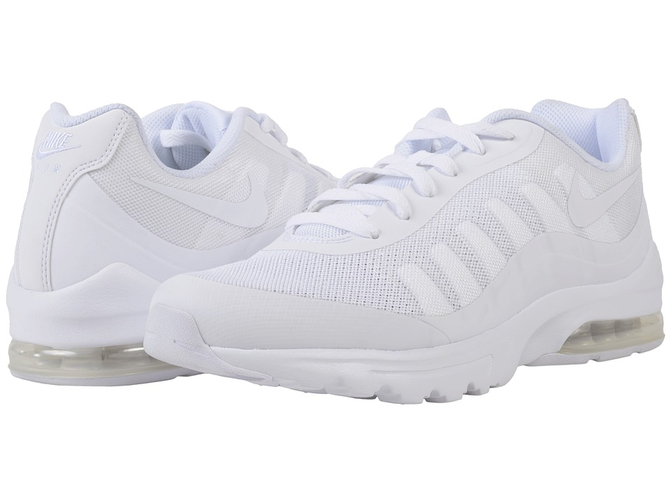 Nike - Air Max Invigor (White/White) Men's Cross Training Shoes
