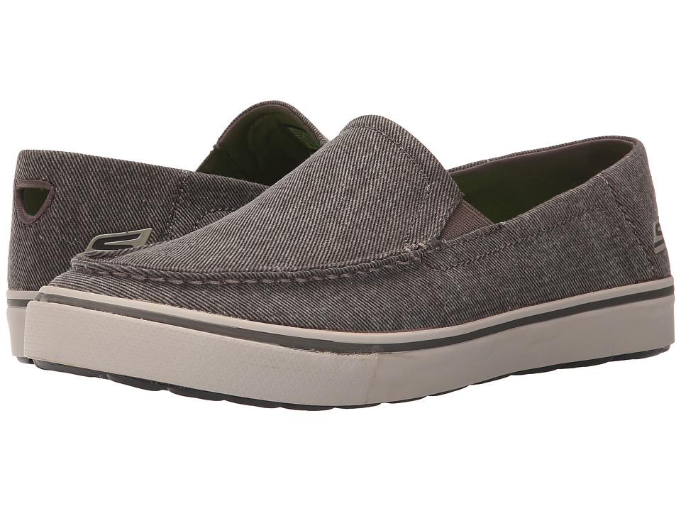 SKECHERS Performance - Go Vulc Draft (Khaki) Men's Shoes