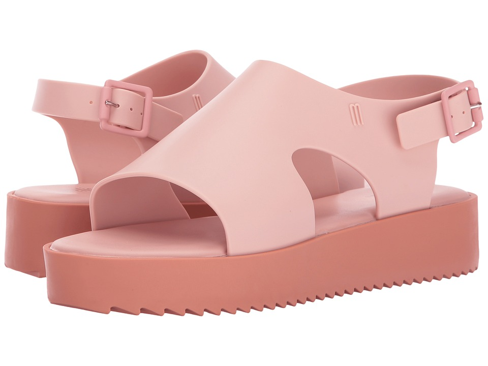 Melissa Shoes Hotness (Light Pink) Women