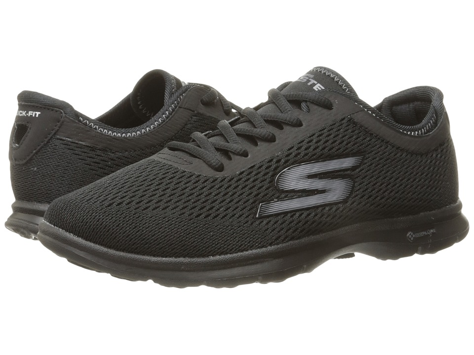 SKECHERS Performance - Go Step - Sport (Black) Women's Walking Shoes