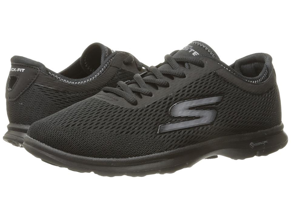 SKECHERS Performance - Go Step - Sport (Black) Women's Walking Shoes