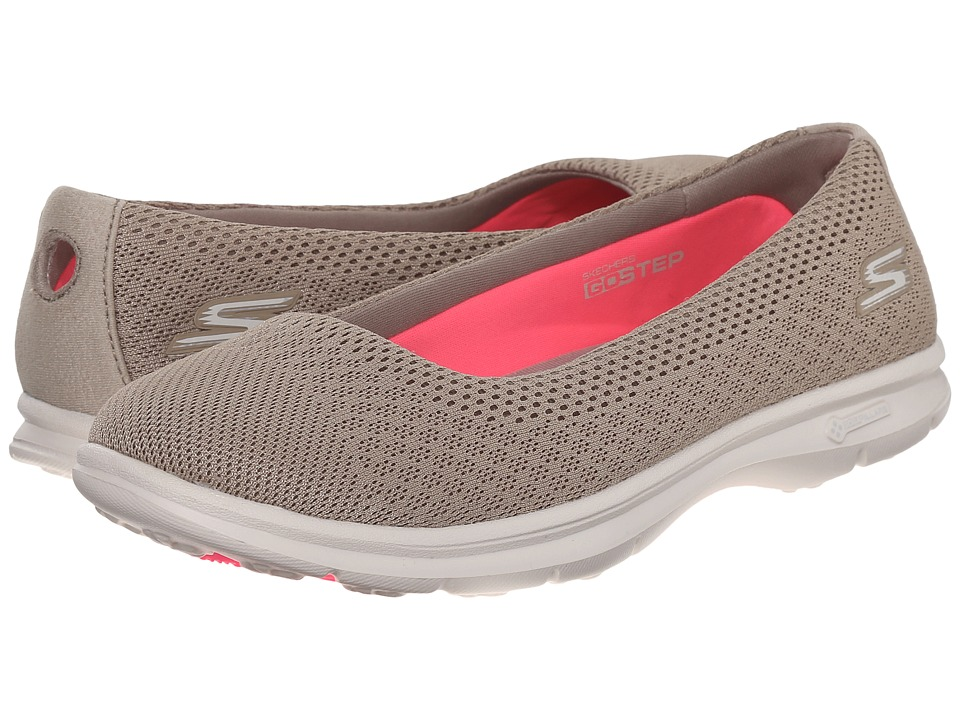 SKECHERS Performance Go Step Primary (Taupe) Women