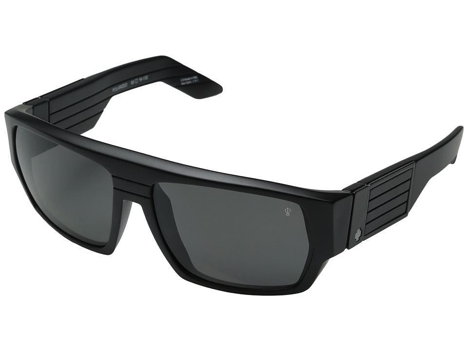 Spy Optic - Blok (Block Matte Black) Sport Sunglasses