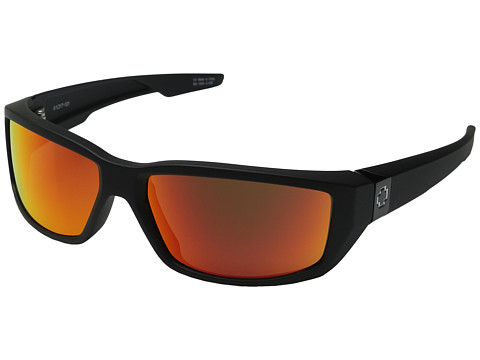 Spy Optic - Dirty Mo (Dirty Mo Matte Black) Sport Sunglasses