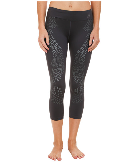 ASICS - Flex Capris (Steel) Women