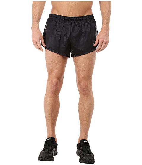ASICS - Tight Shorts (Black) Men's Shorts