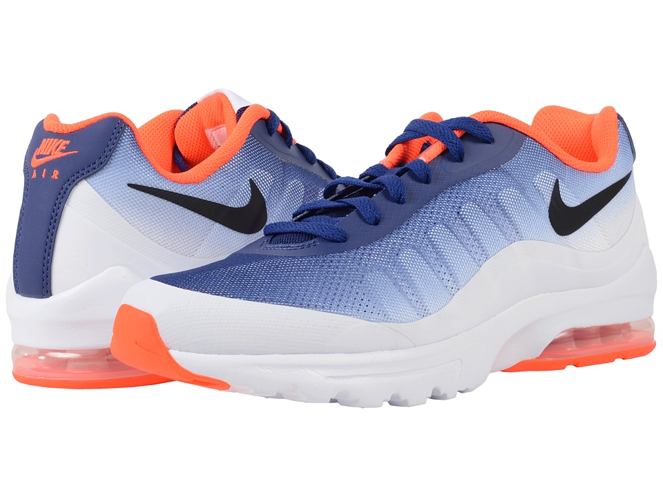 Nike - Air Max Invigor (Loyal Blue/Black/White/Total Crimson) Men's Cross Training Shoes
