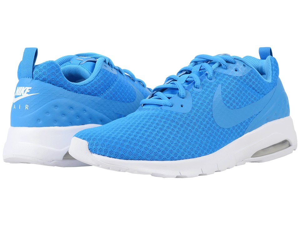 Nike - Air Max Motion (Photo Blue/Photo Blue/White) Men's Running Shoes