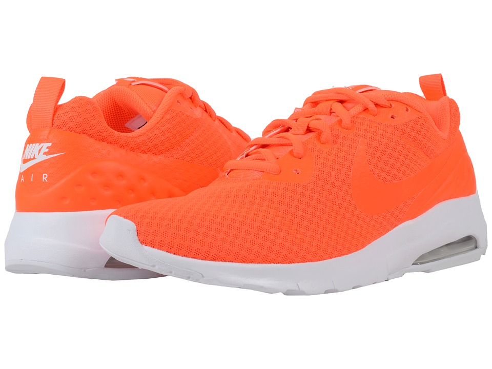Nike - Air Max Motion (Total Crimson/Total Crimson/White) Men