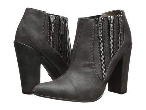 Michael Antonio - Joelle (Charcoal) Women's Zip Boots