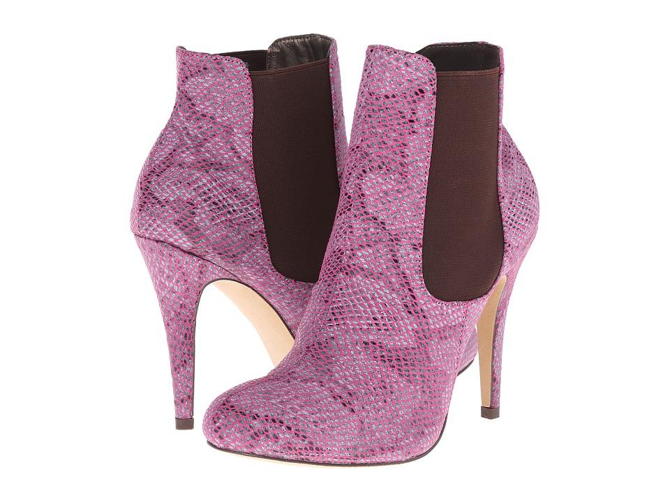 Michael Antonio - Fido - Snake (Cranberry) Women's Boots