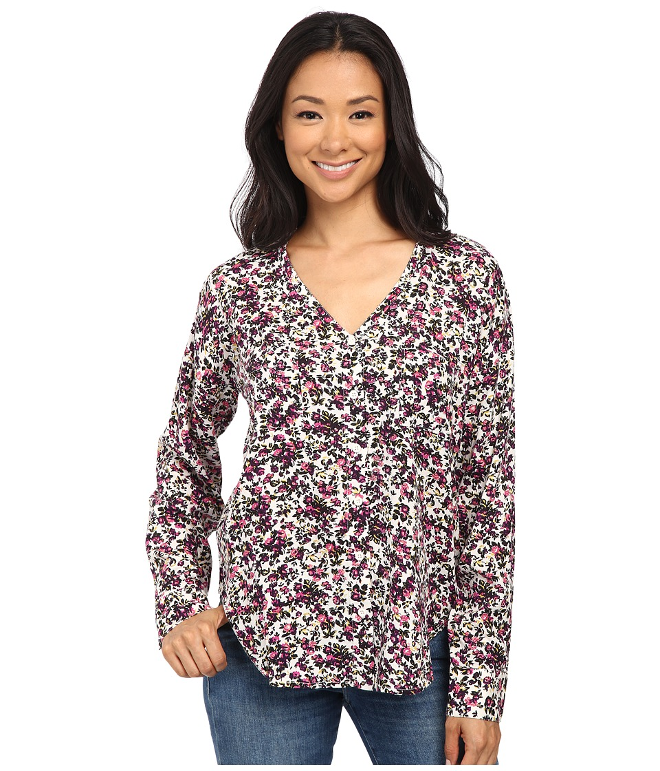 Volcom - Petalhead Top (Fiesta Pink) Women's Clothing