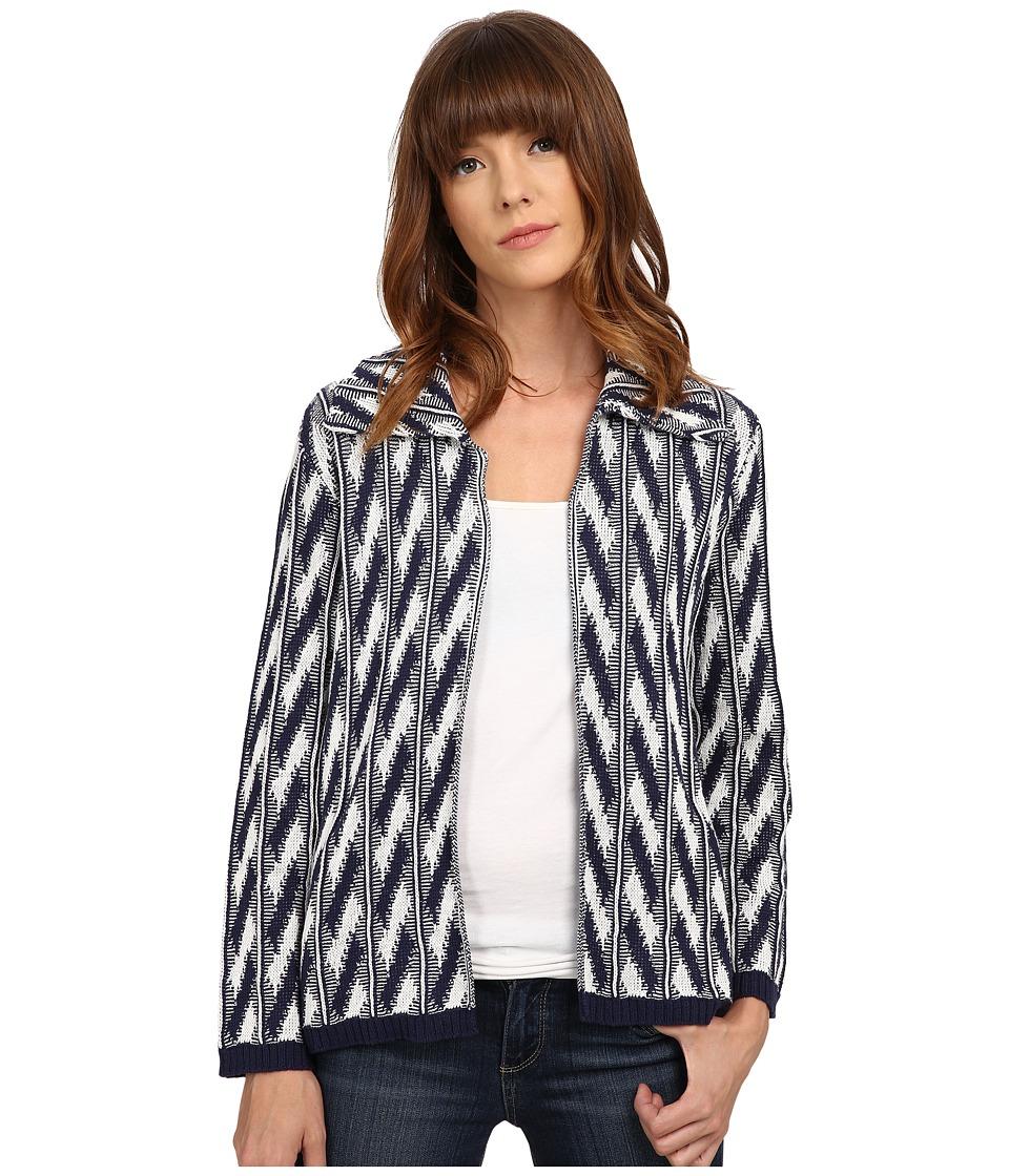 Volcom - Knit Happens Sweater (Midnight Blue) Women