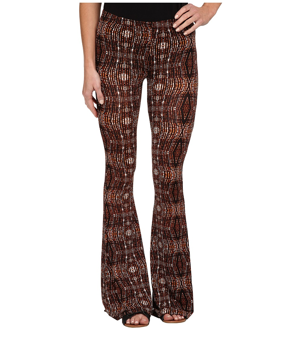 Volcom - Secrecy Pants (Rust) Women's Casual Pants