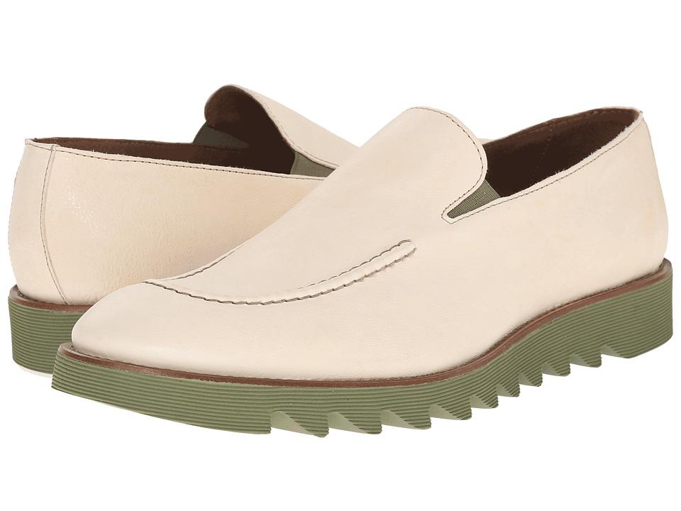 Donald J Pliner - Sant (Natural) Men's Slip on Shoes