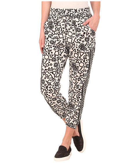 Volcom - Lady Grouplove Pants (Bone) Women