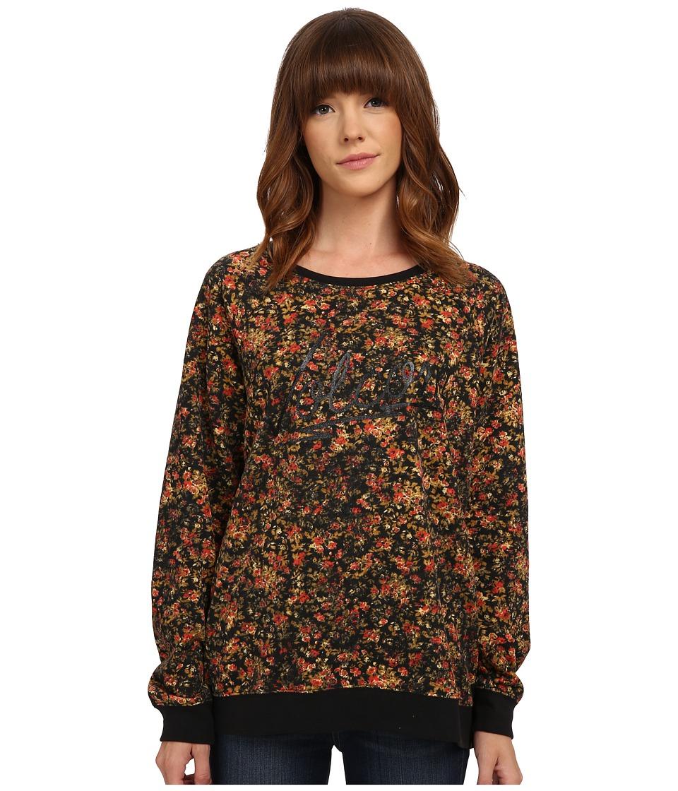 Volcom - Snugs Pullover (Buckthorn) Women's Clothing
