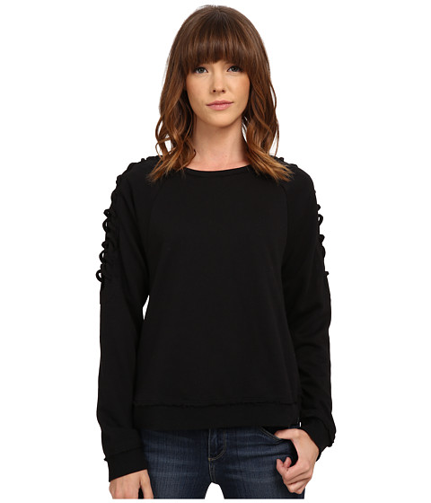 Volcom - Exceeded Dreams Pullover (Black) Women