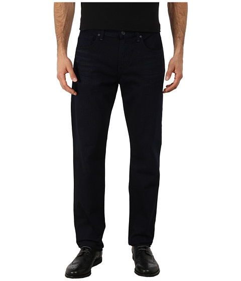 7 For All Mankind - The Straight Jeans in Meridian (Meridian) Men's Jeans