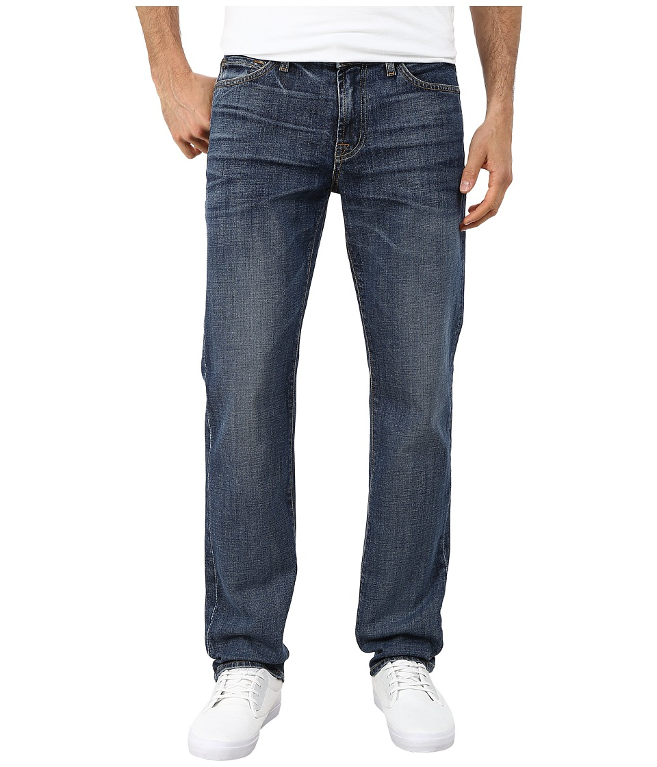 7 For All Mankind - Slimmy Slim Straight Jeans in Sierra Mirage (Sierra Mirage) Men's Jeans
