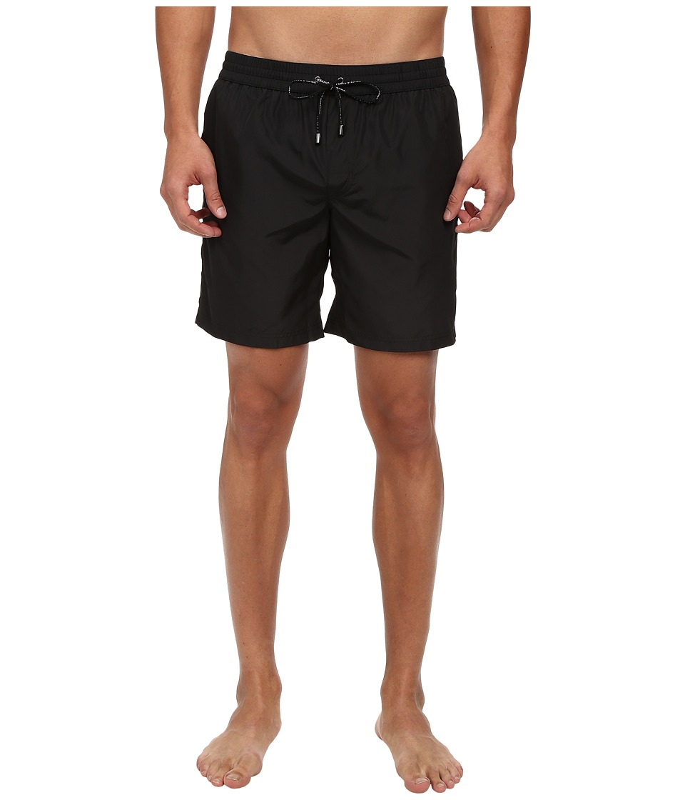 Dolce & Gabbana - Swim Trunk (Black) Men's Swimwear