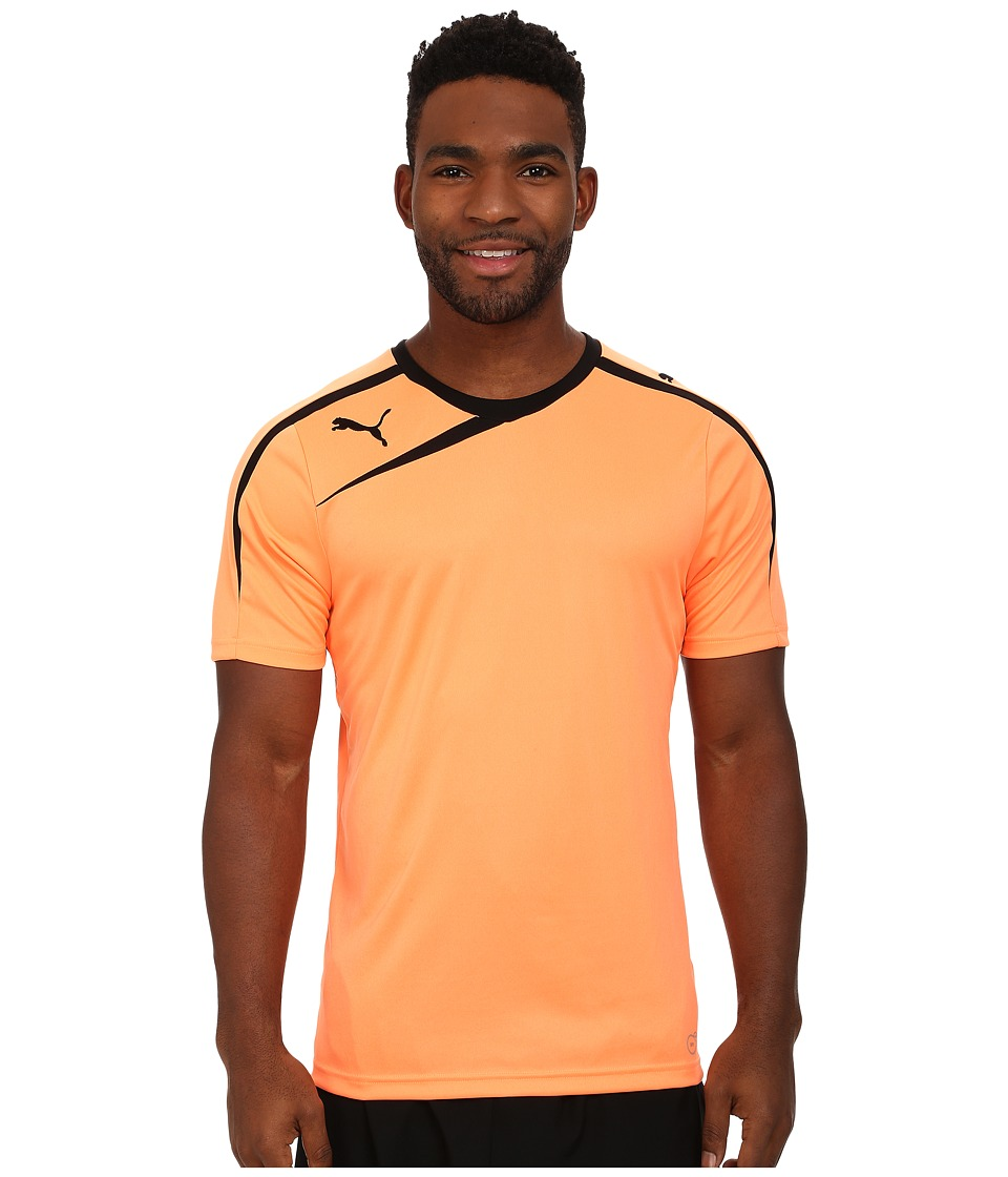 PUMA - Spirit Shirt (Fluo Orange/Black) Men