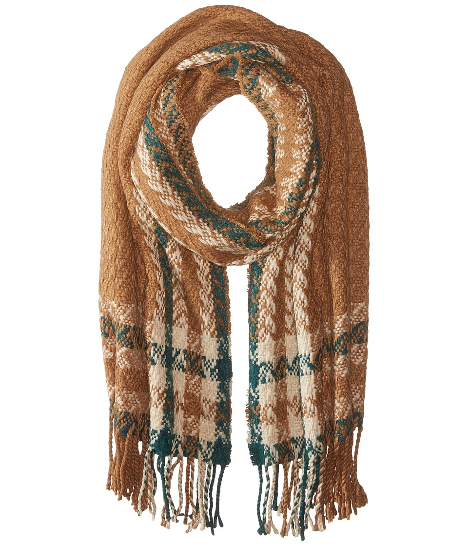 Bindya - Belle Wrap (Mink Beige Multi) Scarves