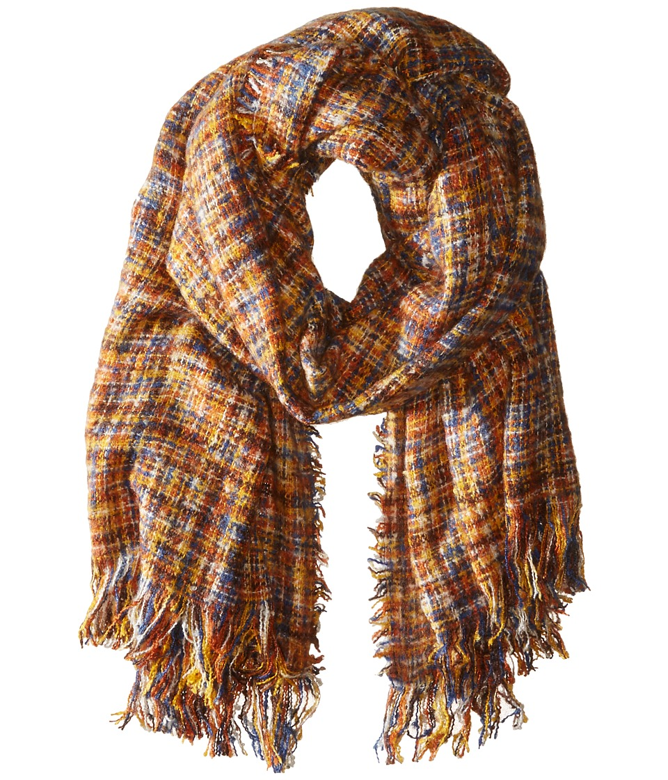 Bindya - Abigail Wrap (Multi) Scarves