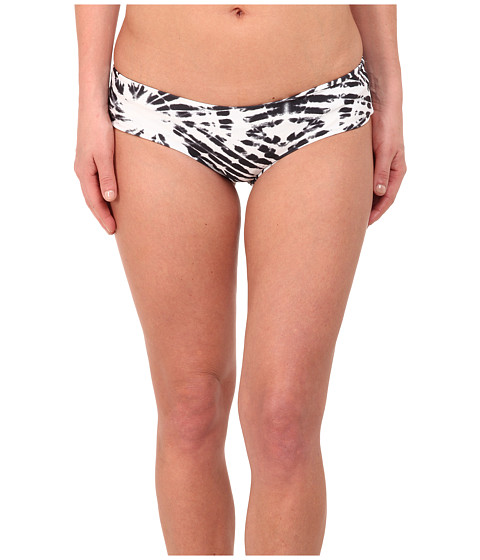 MIKOH SWIMWEAR - Bondi Medium Coverage Bottom (Wave Night) Women's Swimwear