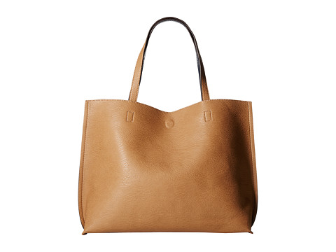 Gabriella Rocha - Bridget Reversible Tote (Tan/Navy) Tote Handbags