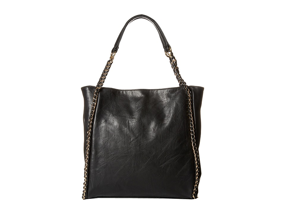 Gabriella Rocha - Lynn Purse with Chain Detail (Black) Wallet Handbags